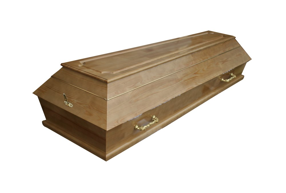 Гроб Эконом Орех